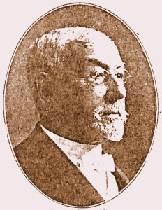Abram Anspacher, of San Francisco