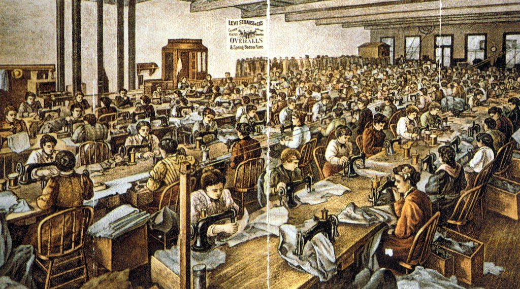 Levi Strauss & Co. Overall Factory