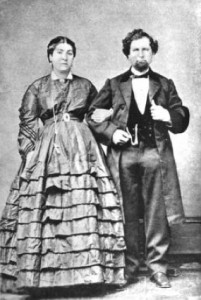 David Belasco's Parents, Abraham Humphry & Reyna Martin Belasco