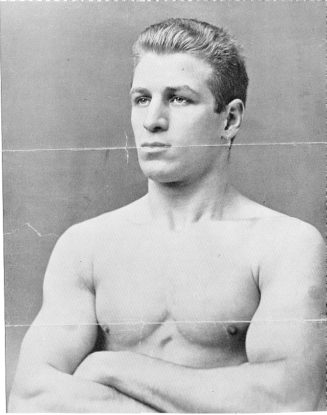 Joe Choynski the Boxer