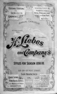Liebes & Co Catalog, WS 14/2026