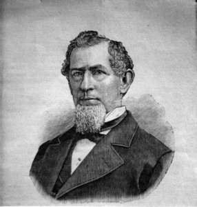 Martin Heller as President of Congregation Emanu-El, 1880s WS16/2266