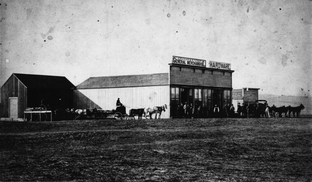 The Original Graham & Steiner Escondido Store, 1890s, WS#1502