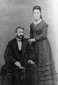 The Herschkowitzs, parents of the Harris Family, WS#2772