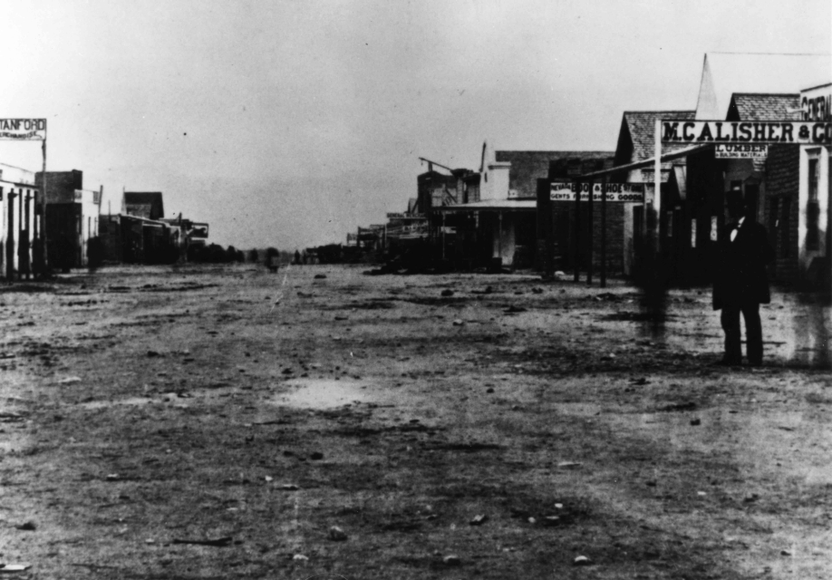 Tombstone, AZ in the 1880's, #WS1221