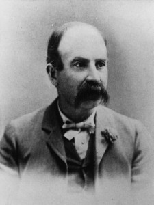 Mayor Abraham H. Emanuel of Tombstone, AZ, #WS1254