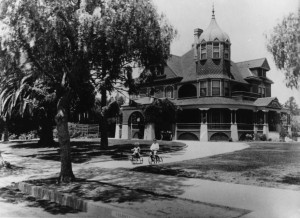 "John ""Blackjack"" Newman's Santa Monica Home, #WS1731"
