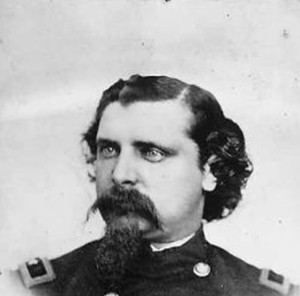 General Edward Salomon, a Hero at Gettysburg.