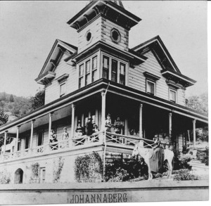 Johannaberg House, Napa, California