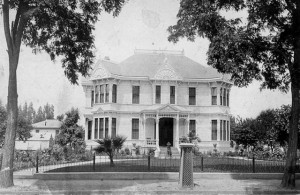 Manasse Mansion, now the White House Inn & Spa