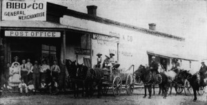 Bibo Family Store in Bernalillo, NM, 1892, #WS1325