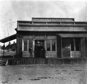 Adolph Levi's Julian Store, 1890s #WS1526