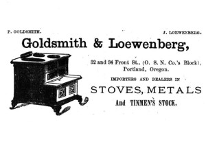Goldsmith & Loewenberg Newspaper Adv