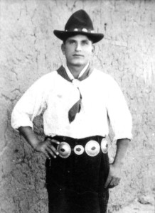 Sam Danoff, Gallup, NM, 1912, #WS0408