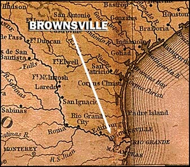 Early Jewish Brownsville Texas Matamoros Mexico Border Towns