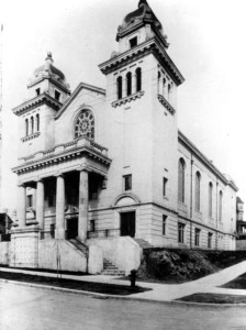 Temple De Hirsch, Seattle, 1907