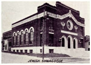 Beth-El Congregation, Fort Worth, the Second Building.