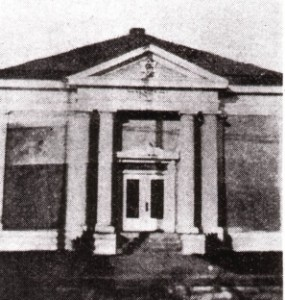The First Beth-El Congregation building in Fort Worth, Texas