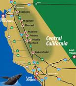 Central Valley California