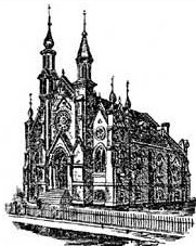Rodef Shalom Congregation, 1881