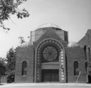 Temple Israel of Stockton, 2nd Building, #WS1929