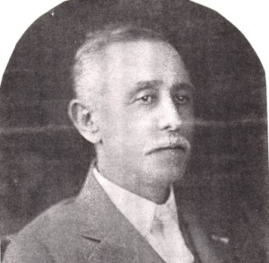 Henry Gernsbacher, creditied with being the main founder and organizer of Beth-El Congregation, Fort Worth.