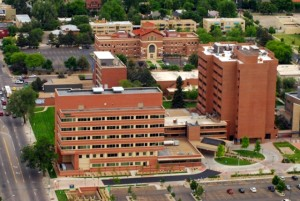 The Campus of the Nation Jewish Hospital in Denver in the 21st Century