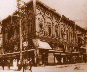 Original 2-Story Neiman-Marcus Store in Dallas, 1907, #WS5435