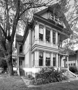 Bamberger Home in Salt Lake City, on National Register Today.