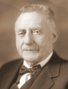 Governor Simon Bamberger of Utah