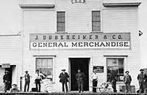 The Durkheimer Store in Burns, Oregon