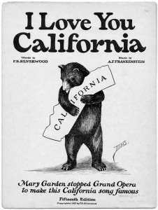 """I Love You California"""