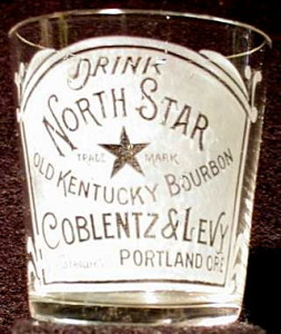 Coblentz-Levy-glass-North-Star, #WSJH V45#4