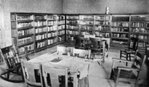 Library of the Pacific Hebrew Orphans Asylum, #WS1947