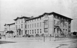 The Pacific Jewish Orphans Asylum, San Francisco, #WS2774