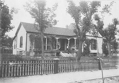 Gluck Residence on Front Street