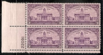 Iowa Statehood United States Stamps