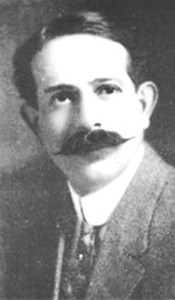 Alfred Lansbourgh, Architect