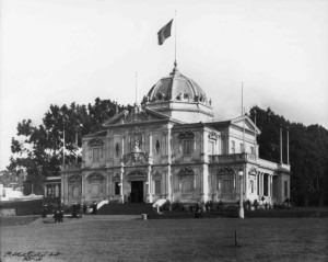 Guatemala Pavillion at Pan-Pacific Intertational Exposition, 1915, WS2297
