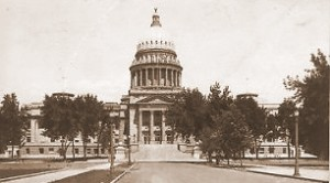 Idaho State Capital, Vintage Postcard