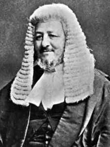 Judah Benjamin as English Barrister