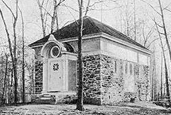 National Farm School's original chapel