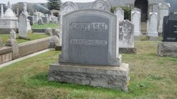 The Choynski Headstone, Colma