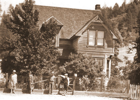 Snow Ranch-Placerville ,CA [1906], #WS1492