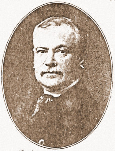 Charles Louis Ackerman, Lawyer