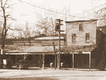 Weaverville, early 1900's