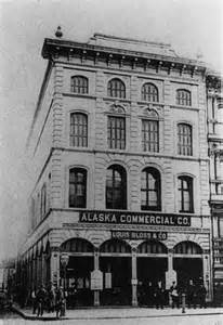 Alaska Commercial Building in San Francisco.