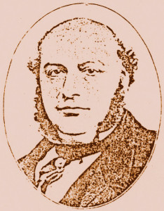 Harry Isaacs of San Francisco 1816 - 1862