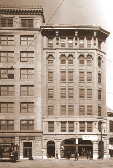 The Koshland Building, San Francisco, #WS2296