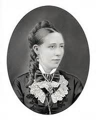 Mary Ann Cohen Magnin as a young woman.